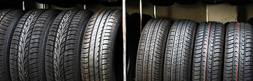 tyres Gold Coast wide selection